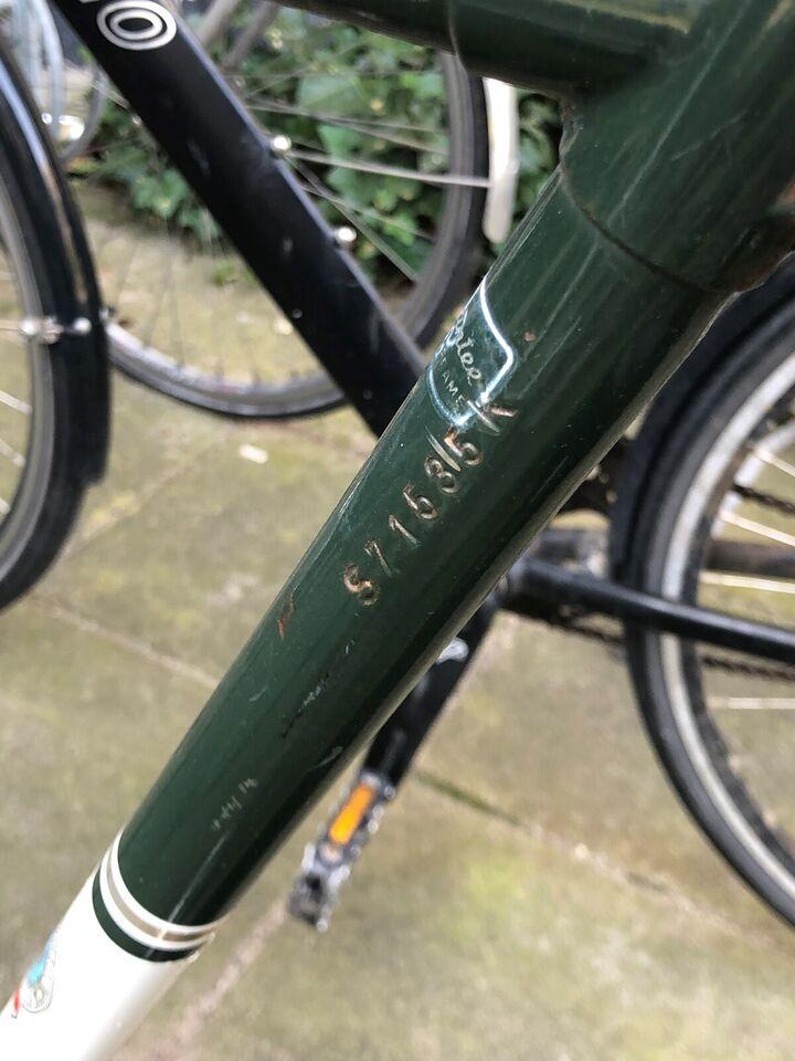 Herrecykel, andet mærke The Remington Cycle Works