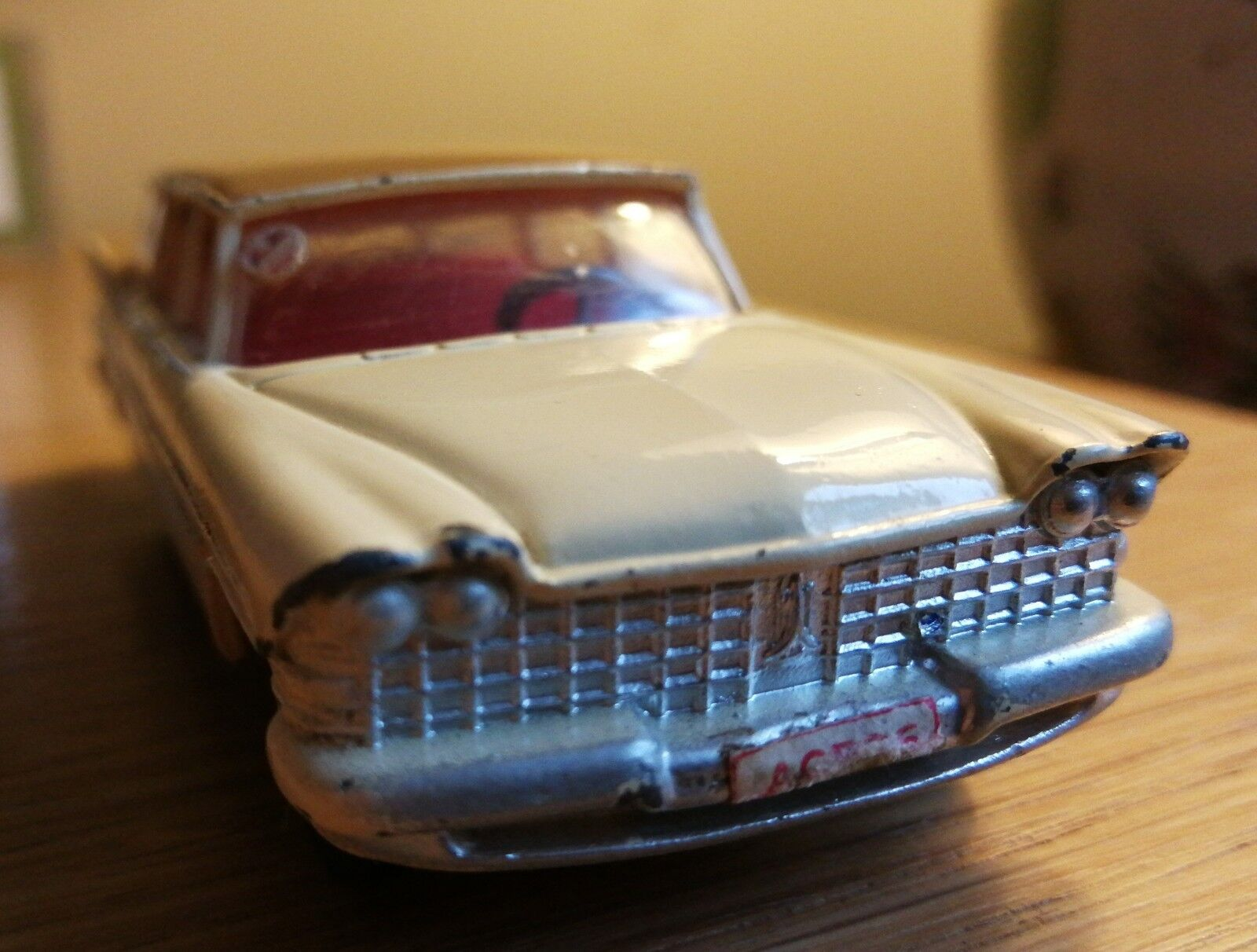 1959 CORGI NO. 219 A PLYMOUTH SPORT SUBURBAN STATION WAGON