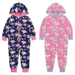 c18c534cb5 Image is loading NEW-Minikidz-Infant-Girls-Character-Unicorn-Fleece-Onezee-