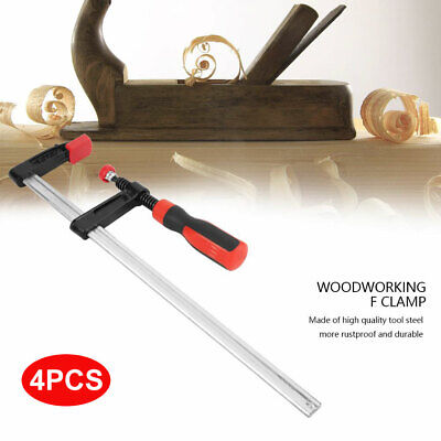 """Adjustable Quick Grip 7.5/"""" F woodwork Clamp Clip Heavy Duty Wood Carpenter Tool"""