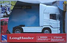 NewRay - Scania R124/400 Sattelzugmaschine Truck LKW weiß 1:32 / Spur 1 Neu/OVP