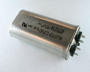 1x 10uF 660VAC Motor Run Capacitor 660V AC 10mfd 660 Volts Pump Unit 10 mfd