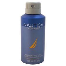 Nautica Voyage by Nautica 5 / 5.0 oz Deodorant Body Spray for Men New In Can