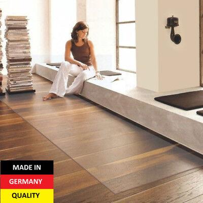 Bodenschutzmatten Büro & Schreibwaren Bürostuhlunterlage Bodenschutzmatte Bodenmatte Stuhlunterlage Transparent 2,5 Mm