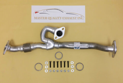 2006 2007 2008 MAZDA 6 3.0L DIRECT-FIT FRONT FLEX PIPE WITH FREE GASKETS