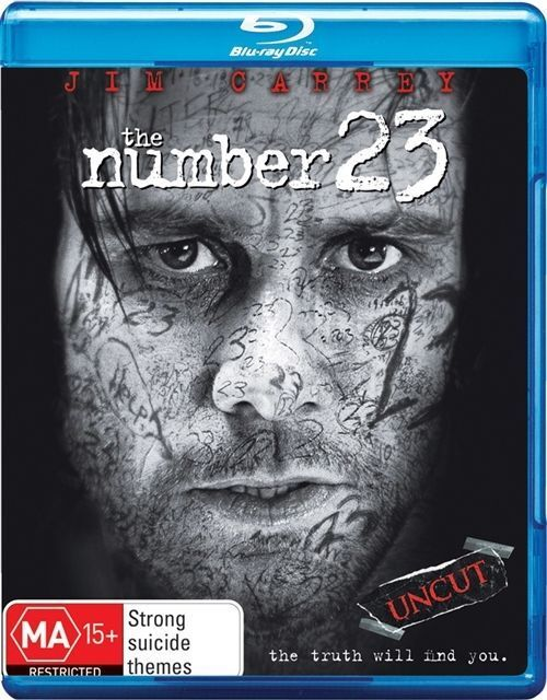 The Number 23 (Blu-ray, 2010)