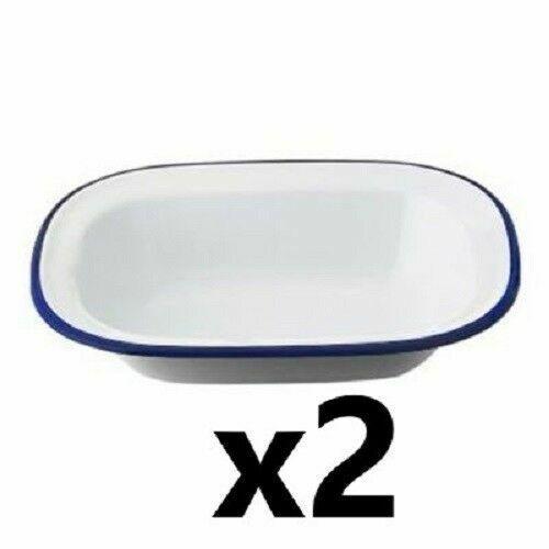 Falcon Oblong Pie Dish 20cm