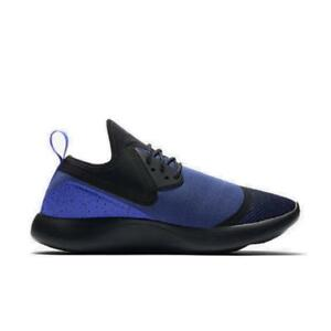 Mens NIKE LUNARCHARGE ESSENTIAL Blue Black Trainers 923619 400