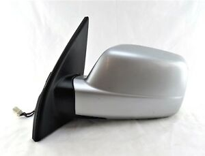 fits NISSAN X TRAIL - LEFT 01 ON Replacement Mirror Glass