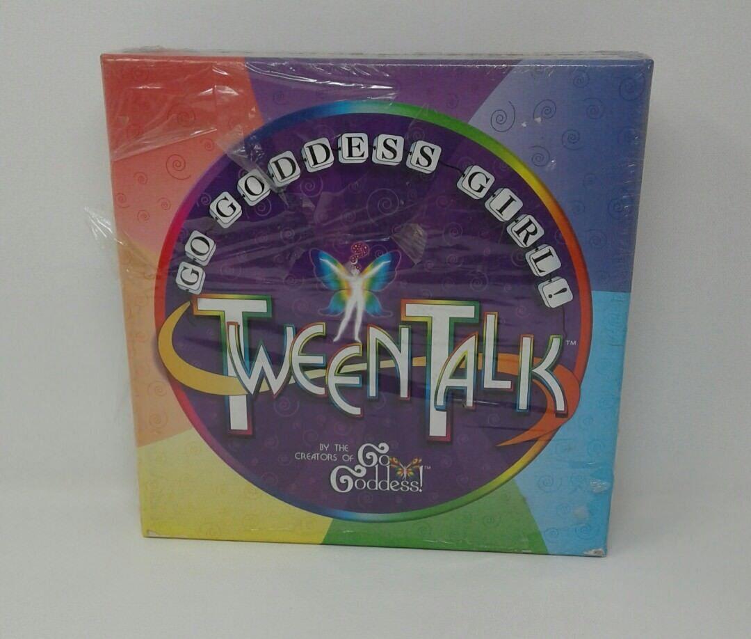 Tween Talk Go Go Go Goddess Girls  Teen Talk Game Power Beads Bracelet Empower Cards 5907c0