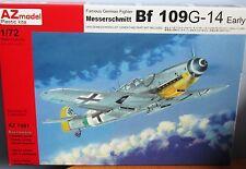 AZ Models 1/72 AZ7481 Messerschmitt Bf109G-14 (temprano)