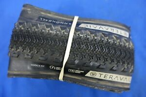 Teravail Cannonball 700 x 42c Folding Bike Tire - Light & Supple Tubeless Ready