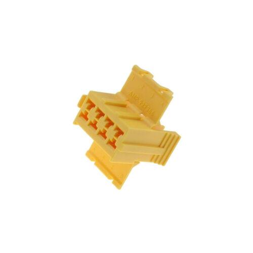 2x 927366-1 tubería los conectores o enchufes-placa junior Timer enchufe hembra