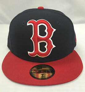 f1d3dc8b66bdd3 NEW ERA Boston Red Sox 59fifty GRAND LOGO MLB 100% Authentic New Era ...