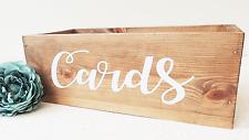 wedding card box, rustic wedding decor, wedding card holder, card box, wooden