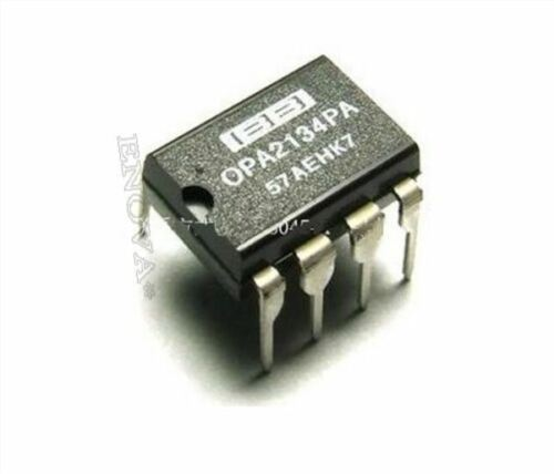 10 Stücke DIP-8 OPA2134PA Bb Betriebsverstärker OPA2134 2134Pa Neue Ic ih