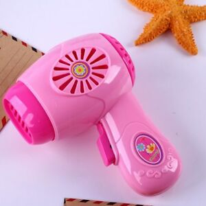 Mini-Hair-Dryer-Model-Household-Appliance-Pretend-Play-Toy-Child-Playing-Props