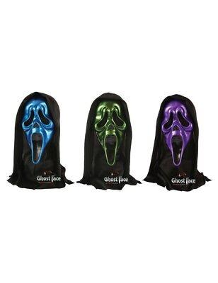 Ghostface Maschera Scream-Faccia Di Fantasma Scream 4 Halloween Fancy Dress