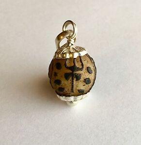 Famed Mystic Mahabhaga Occult Bead - GOOD LUCK LOVE MONEY DRAWING POWER HONOR
