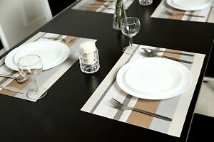 Placemats-Set-of-4-PVC-Woven-Non-Slip-Heat-Insulation-Table-Mats-Gift-Kitchen