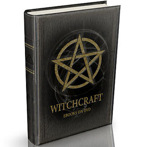 161-Demonology-amp-Witchcraft-Books-on-DVD-Wicca-Occult-Pagan-Magic-Witch-Spells
