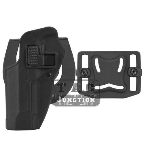 CQC Serpa Concealment Left Hand Waist Pistol Holster for Beretta 92 96 M9 M92