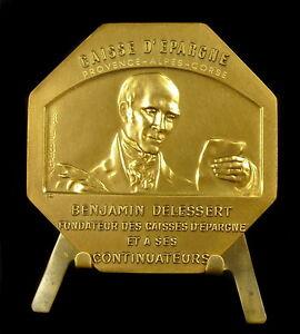 Medal-Benjamin-Delessert-Caisse-Savings-Bank-by-Gregoire-Medal-J-Goasguen