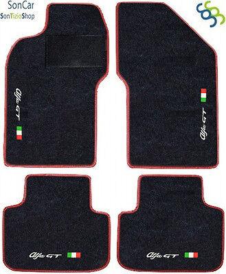 Tappetini su misura Decori 8 Block............63 ALFA ROMEO GT Tappeti AUTO