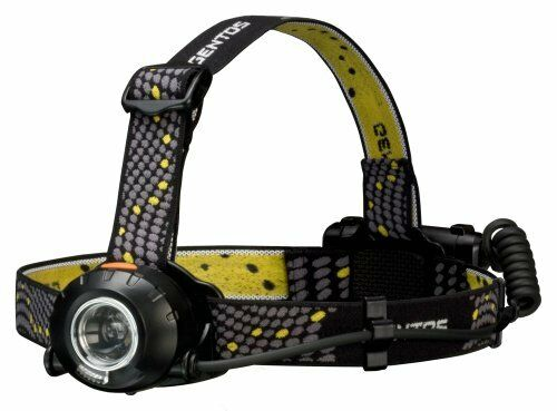 New GENTOS HW-999H Compact LED Headlight 230 lumens Flashlight Headlamp