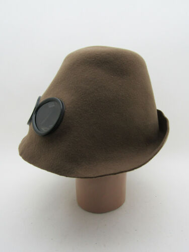 UNUSUAL 100/% WOOL FELT Unisex HAT MONACO Classic Tour Driver Vintage Fashion Cap