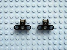 Lot of 5 /_Black 42003 4173970  /_ LEGO Cross Blok 3m