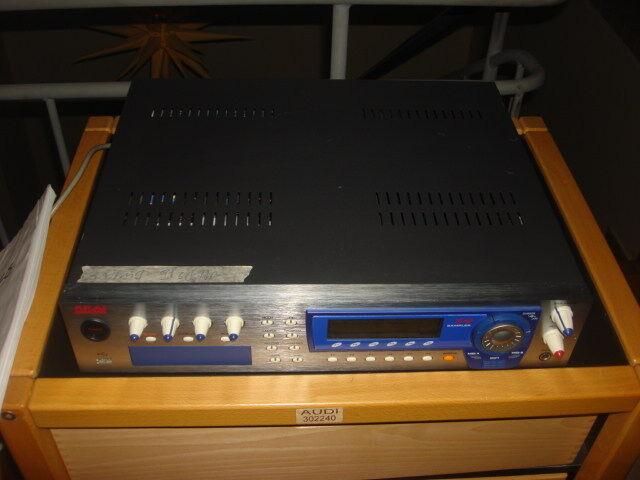 Akai Z4 Sampler Z-4 38GB HD OS  V 1.03c USB