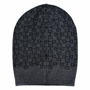 120236a57fe Image is loading Gucci-Unisex-Multi-Color-100-Wool-Beanie-Hat-