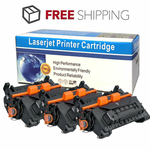 3PK CC364A 64A High Yield Toner Cartridge For HP LaserJet P4015tn P4015x P4515x
