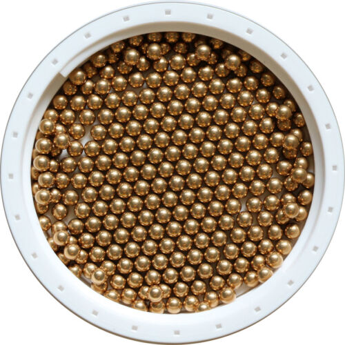 3.175mm 1//8/'/' Inch 500pcs Solid Brass Balls Loose Bearing Balls