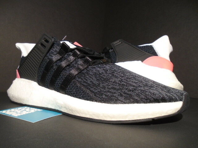 brand new 4a039 a71dd adidas EQT Support 93/17 Core Black Turbo Pink White Ultra Boost PK Bb1234  14