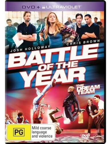 1 of 1 - Battle Of The Year - The Dream Team (DVD, 2014) -- Free Postage --