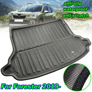 Cargo-Trunk-Floor-Mat-Boot-Liner-Tray-Waterproof-For-Subaru-Forester-SK-2019