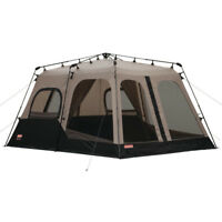 Coleman 8-Person Instant Tent (14'x10') (Brown)