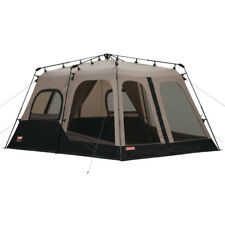 Coleman Large 8 Person 14u0027 x 10u0027 Weathertec Instant Set Up Outdoor C&ing Tent  sc 1 st  eBay & Special Pricing Arctic Monsoon 8 Person 2 Room Instant Tent Starry ...