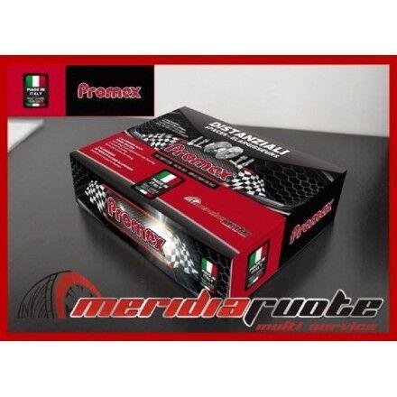 DAL 05//2008 SD COPPIA DISTANZIALI DA 20mm PROMEX MADE IN ITALY DACIA SANDERO