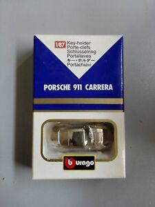 BURAGO-COLLEZIONE-PORTACHIAVI-VINTAGE-PORSCHE-911-CARRERA-COD-4560