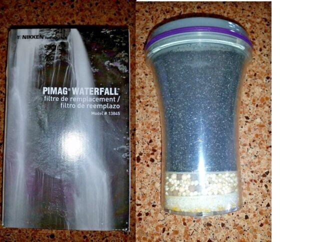 nikken pimag waterfall replacement filter cartridge 13845 |