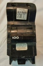 Federal Pacific Electric Circuit Breakers 100a