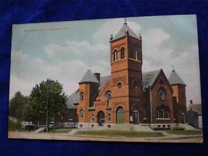 METHODIST-CHURCH-RENFREW-ONTARIO-CANADA-VINTAGE-POSTCARD