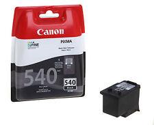 ORIGINALE Canon pg-540 Cartuccia di Inchiostro Nero per Pixma mg3150 mg3250 mg3650 mx535