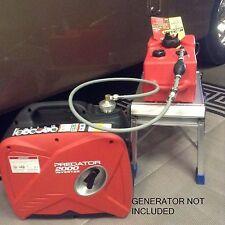 Predator 2000 Watt Inverter Generator 3 Gallon Extended Run Fuel System