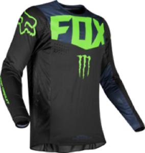2019 Fox Racing 360 Pro Circuit Men/'s Jersey Motocross Mx Off Road Atv Shirt