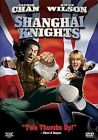 Shanghai Knights 0786936214932 With Jackie Chan DVD Region 1