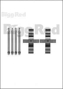 etrier-frein-arriere-Bloc-Kit-d-039-installation-pour-Mercedes-ML-CLASSE-98-05